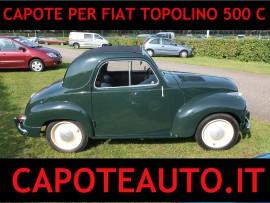 Capote 2cv Antracite