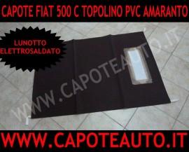 Capote 2cv Blu
