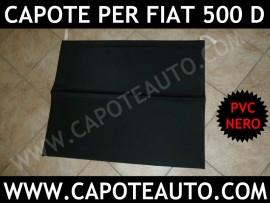 Capote Fiat 500 D