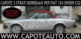 Capote Transat  ATT INTERNI