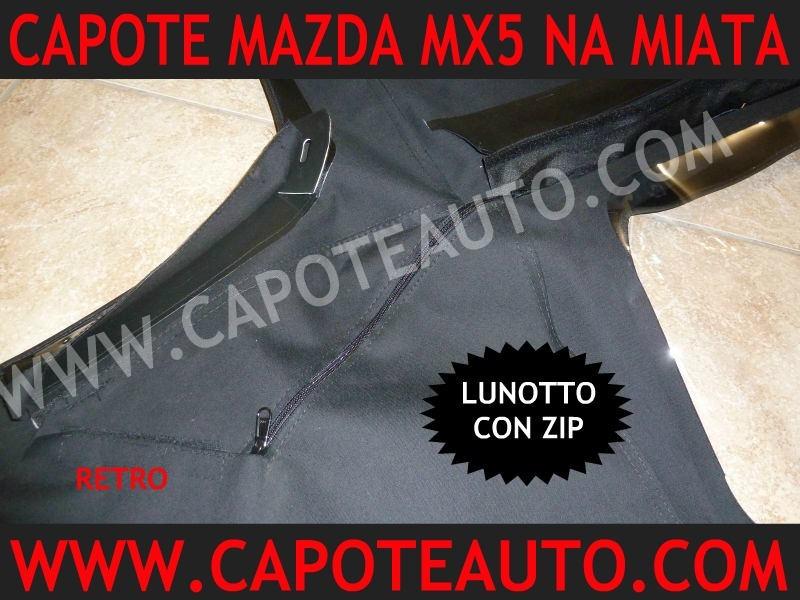 Capote Ferrari 348 in Sonnenland