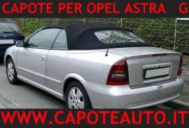 Capote Fiat 124 CS1 Pininfarina Nero