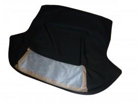 Capote Samurai Santana in tessuto