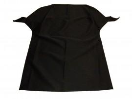 Capote Golf 3 in tessuto nero