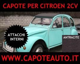 Capote 2cv  (16 colori...