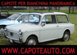 Bianchina panoramica PVC