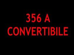 Porsche 356 A Convertibile