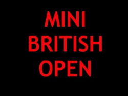 Mini British Open