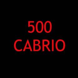 500 cabrio (2007/2014)